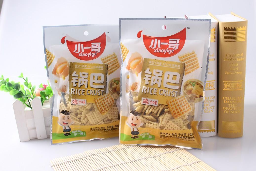 锅巴 6味 103g——鸡汁味