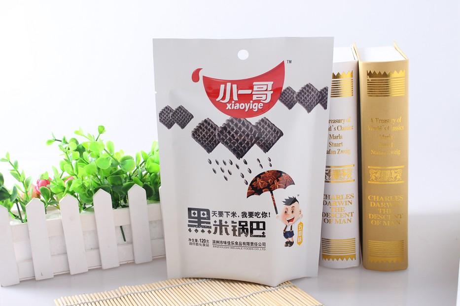 黑米锅巴——五香味120g