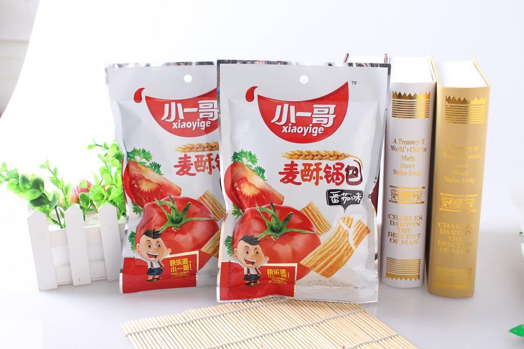 麦酥锅巴——番茄味