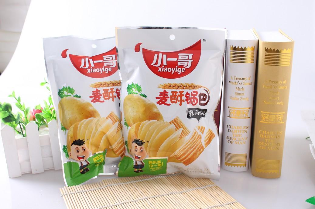 麦酥锅巴——韩国薯味