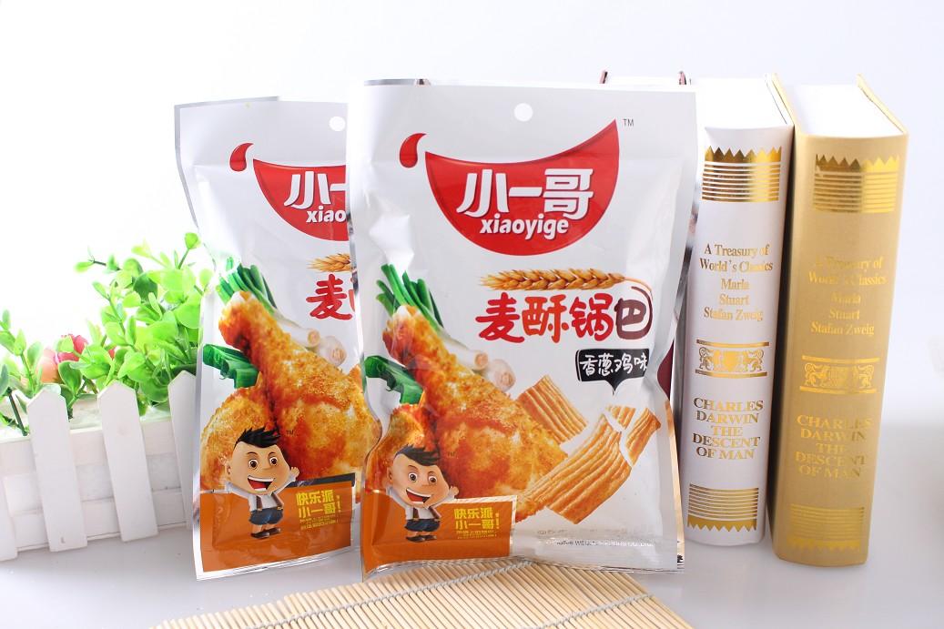 麦酥锅巴——香葱鸡味
