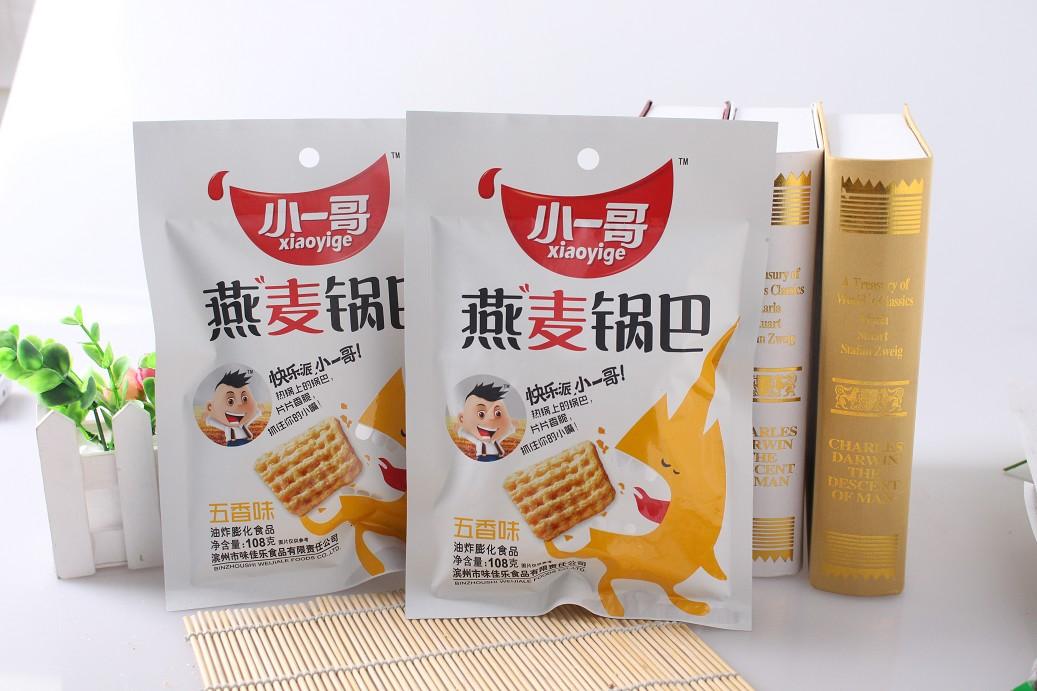 燕麦锅巴——五香味108g