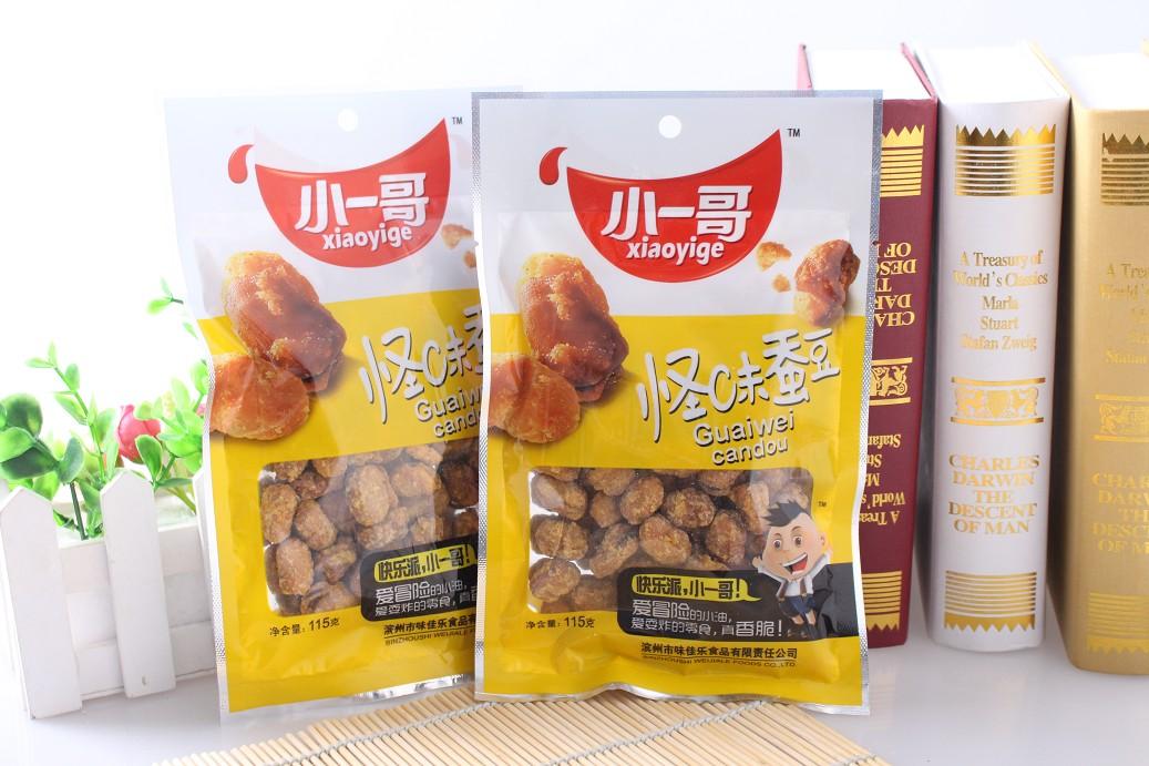油炸系列——怪味豆蚕豆115g