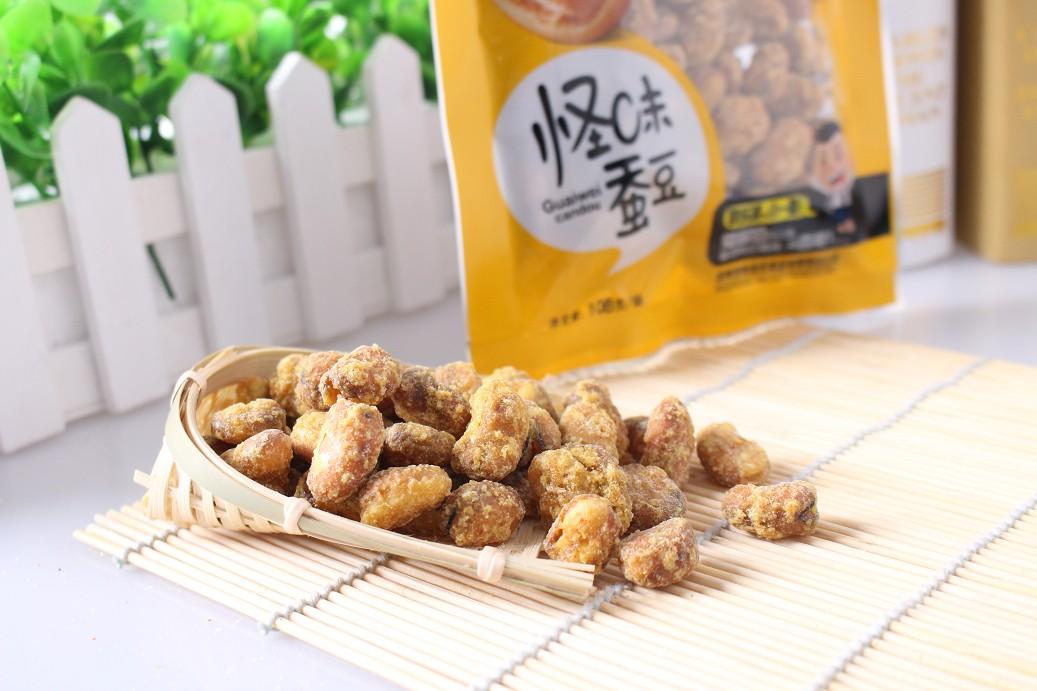 油炸系列——怪味豆蚕豆108g