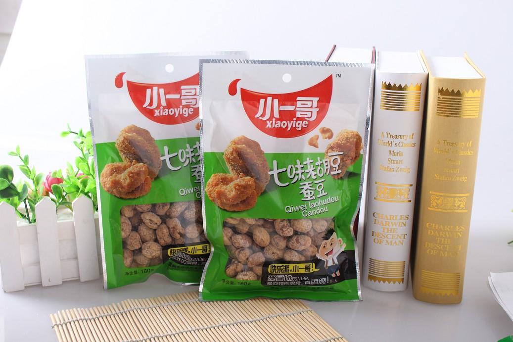 油炸系列——老胡豆蚕豆 160g